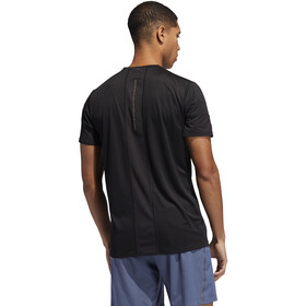 adidas 25/7 Rise Up N Run SS Tee Men black